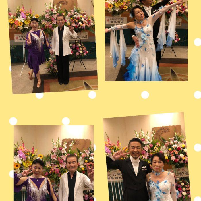 ミツイダンススクール35周年記念舞踏晩餐会