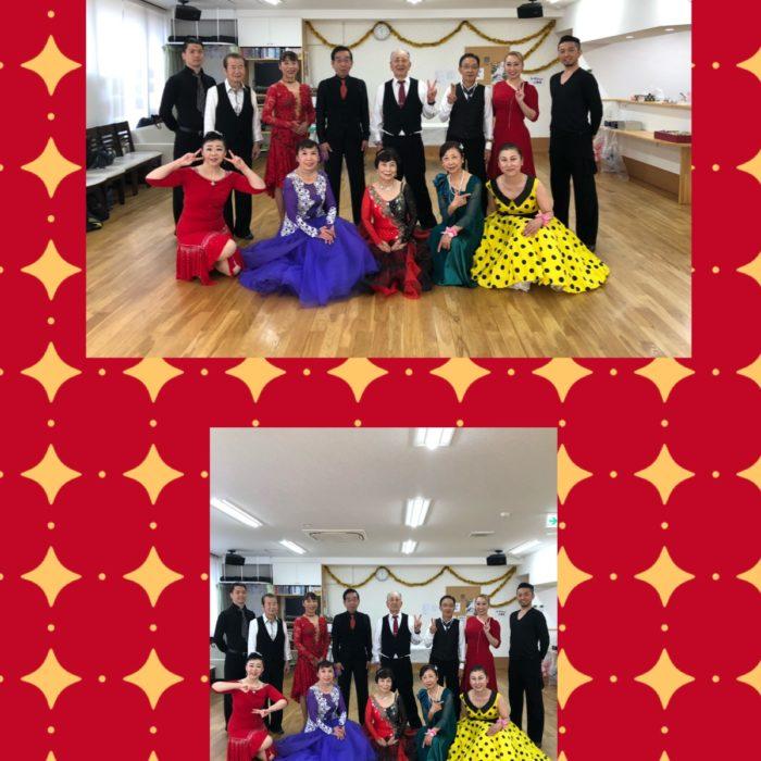 石橋・遠山A級昇級記念&クリスマスパーティー