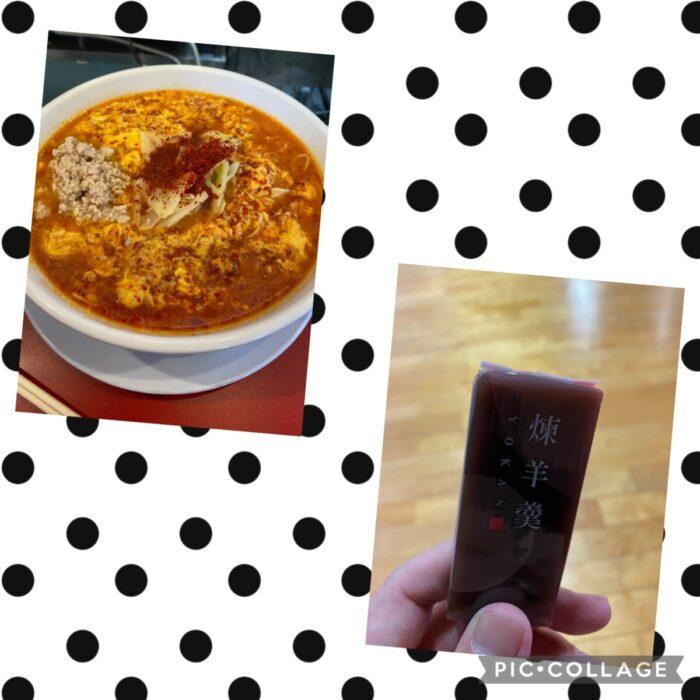 卵とじカプサイ麺